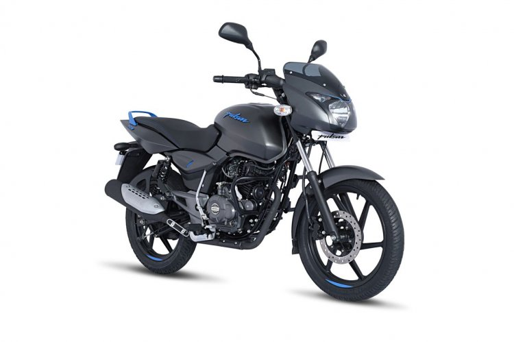 Bajaj Pulsar 125 Neon Right Front Quarter