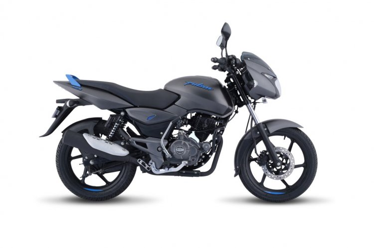 Bajaj Pulsar 125 Neon Right Side