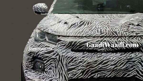 New Tata Nexon Facelift Spy Pics 3 1565600051