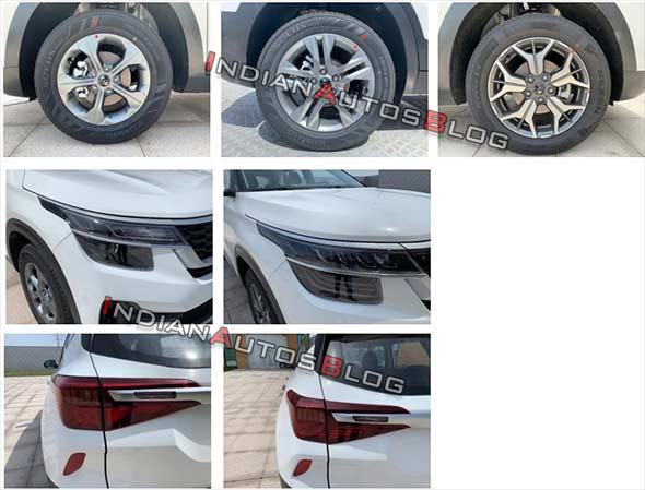 2020 Kia Kx3 Kia Seltos Exterior Features