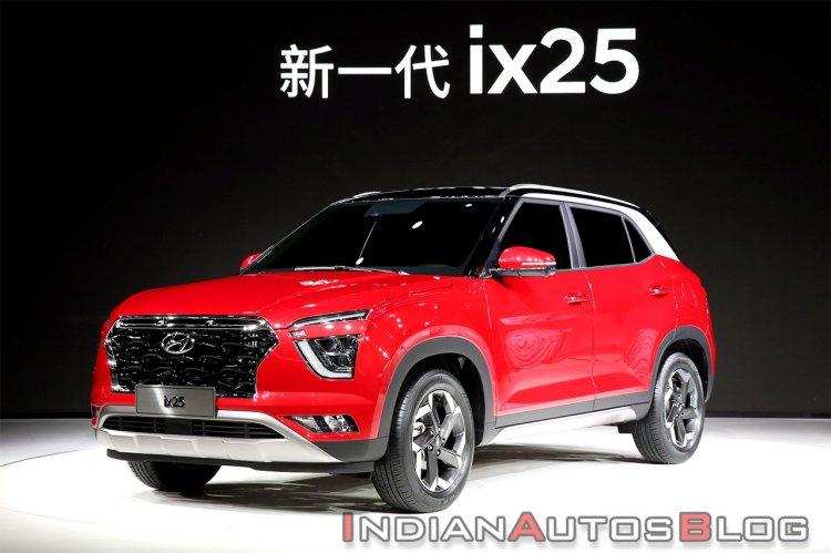 Hyundai Ix25 15a3