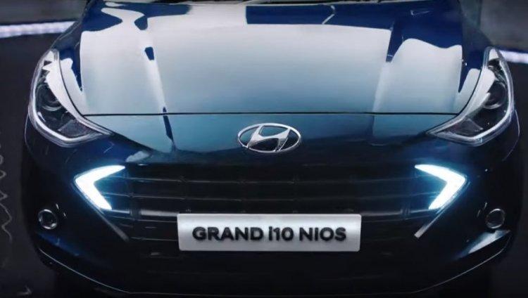Hyundai Grand I10 Nios Front 0e9f