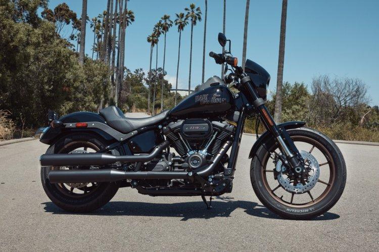 2020 Harley Davidson Low Ride S Side Profile