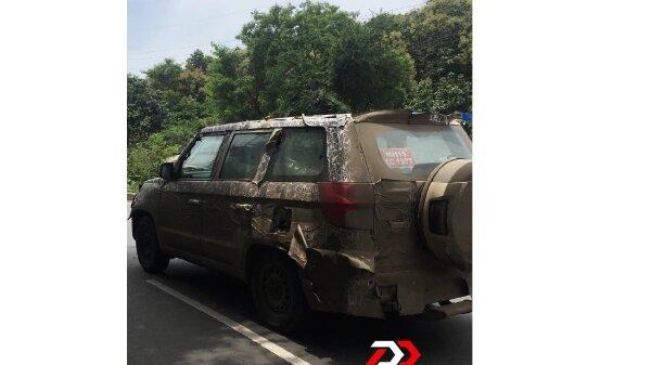 Mahindra Tuv300 Plus Facelift Exterior 167731