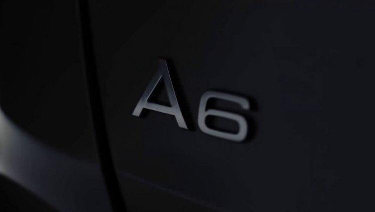 2018 Audi A6 A6 Badge
