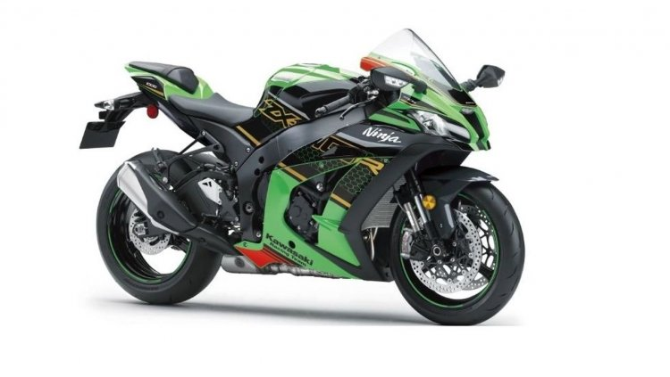 2020 Kawasaki Zx 10r Right Front Quarter