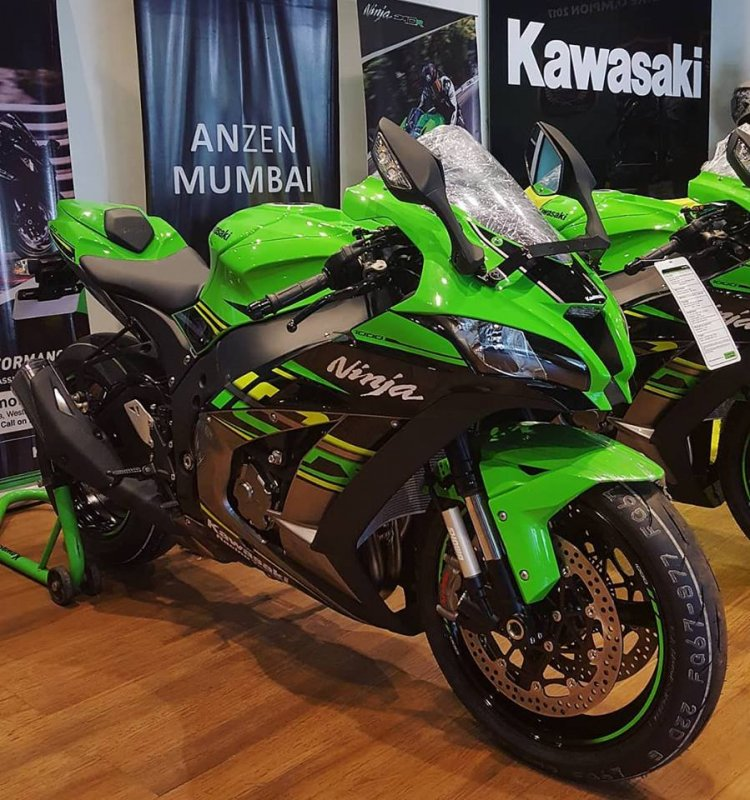 Kawasaki Ninja Zx 10r Locally Made Deliveries Comm