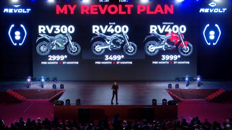 Revolt Rv 300 And Rv 400 Price