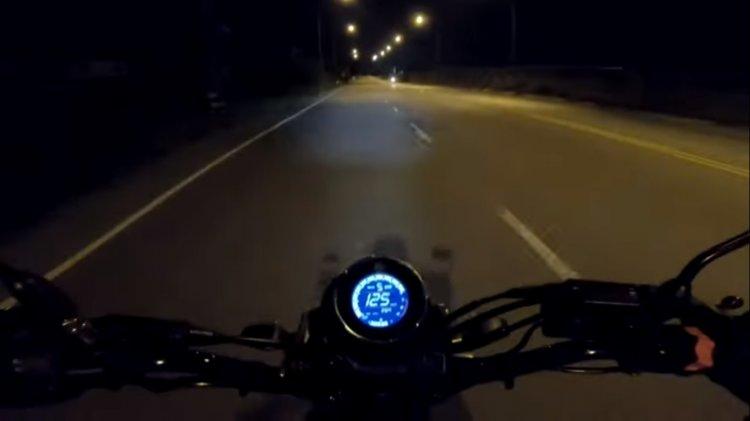 Yamaha Xsr155 Top Speed