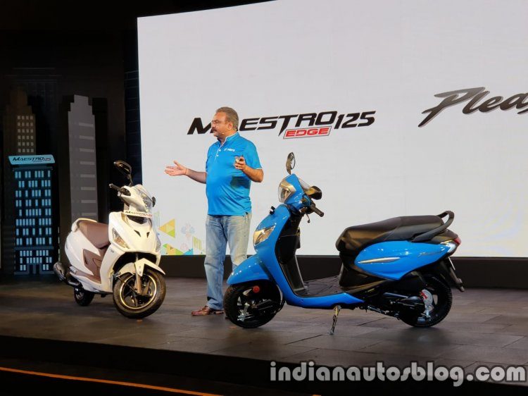 Hero Maestro Edge 125 Launched In India 1 335c