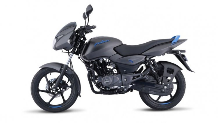 Bajaj Pulsar 125 Neon Left Side B24c