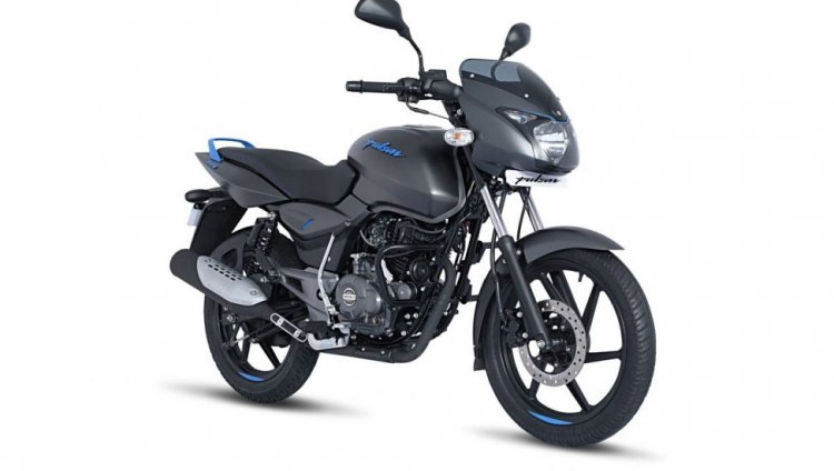 Bajaj Pulsar 125 Neon Right Front Quarter Ba5f