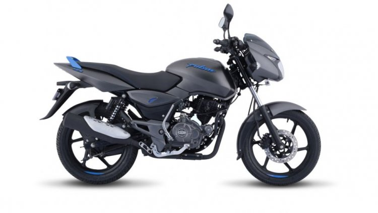 Bajaj Pulsar 125 Neon Right Side D5f8