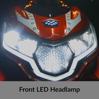 Okinawa Praisepro Led Headlamp Dd7c