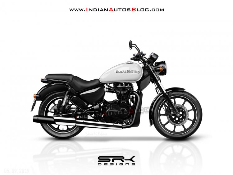 Royal Enfield Thunderbird Cruiser 2020