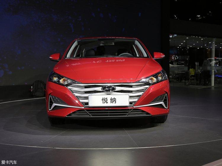 2020 Hyundai Verna Front 8702