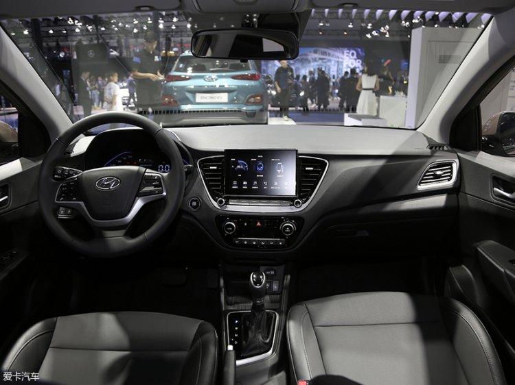 2020 Hyundai Verna Interior 99f9