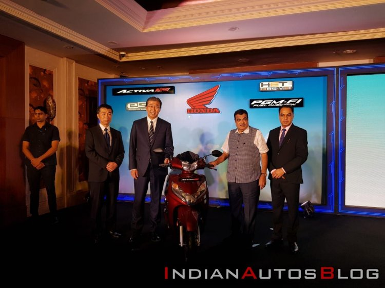Bs Vi Honda Activa Launched In India Feature Image