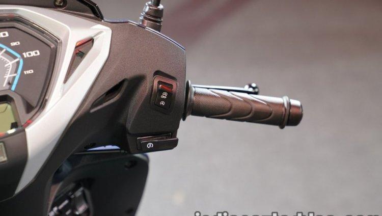 Honda Activa 125 Bs Vi India Launch Switchgear Rig
