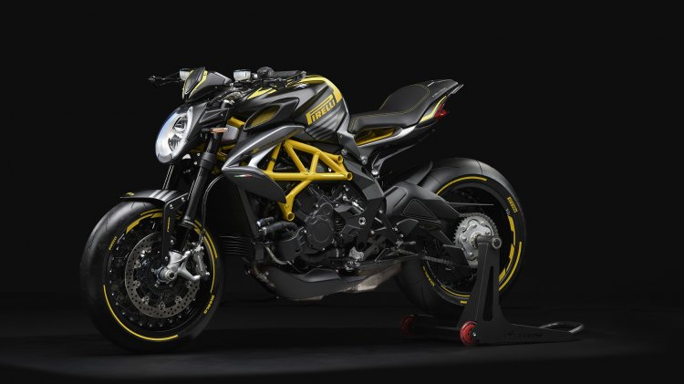 Mv Agusta Dragster 800 Rr Pirelli Edition Black Le