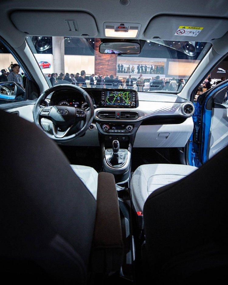 Euro Spec 2019 Hyundai I10 Interior