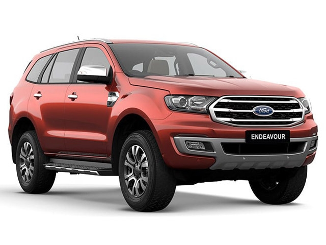 10652752 Ford Endeavour