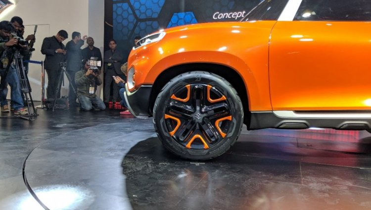 Maruti Future S Concept Wheel 9874