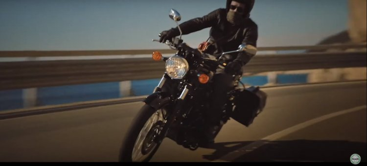 Benelli Imperiale 400 Promotional Video Feature Im