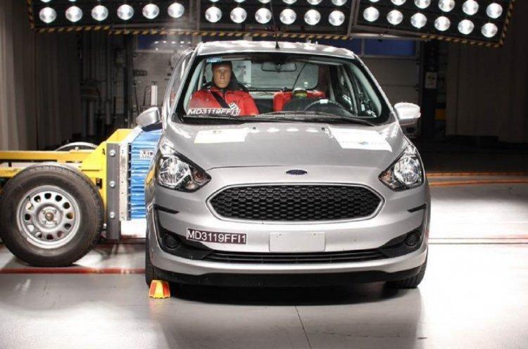 Ford Figo Sedan Ncap 1 6f0a