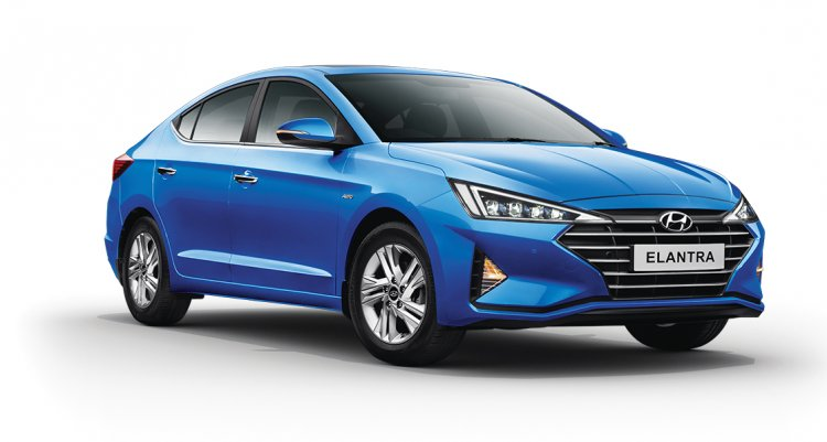 2019 Hyundai Elantra Facelift Exterior 5