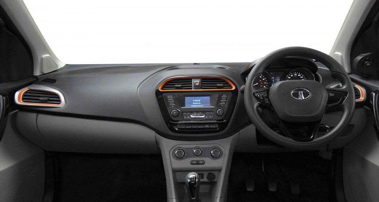 Tata Tiago Wizz Edition Interior