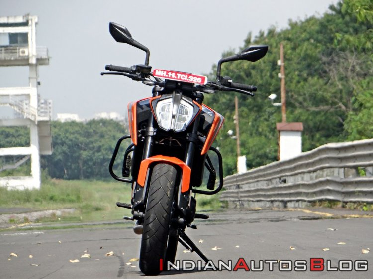 Ktm 790 Duke First Ride Review Profile Front 2