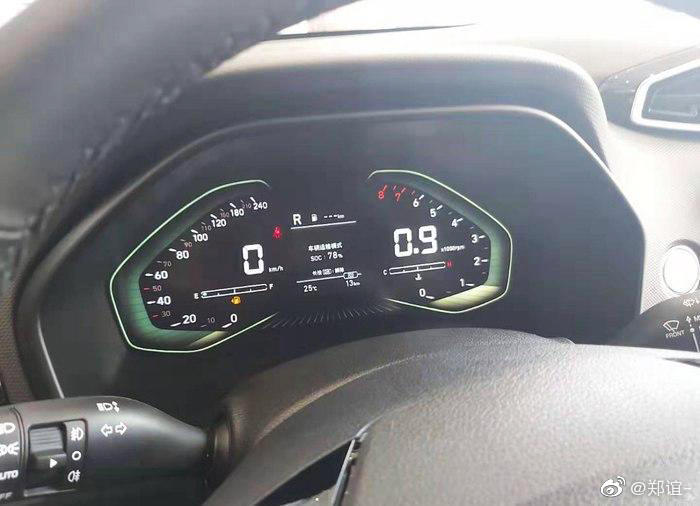 2020 Hyundai Ix25 2020 Hyundai Creta Meter