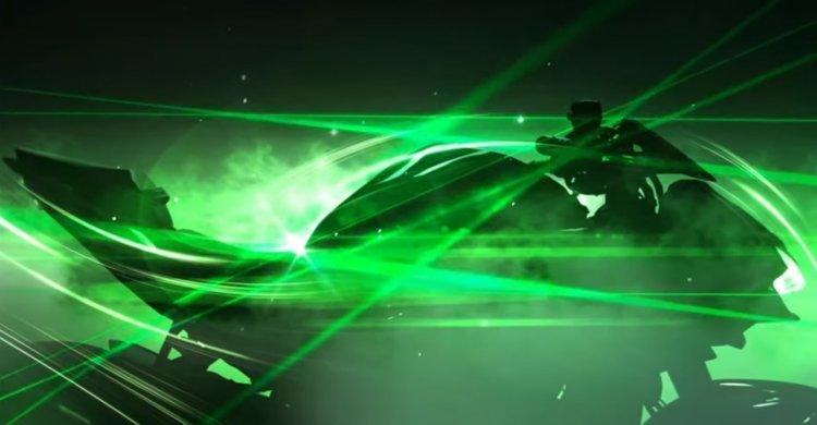 Kawasaki Z H2 Teaser Right Side