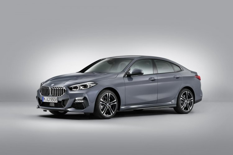2020 Bmw 2 Series Gran Coupe 2