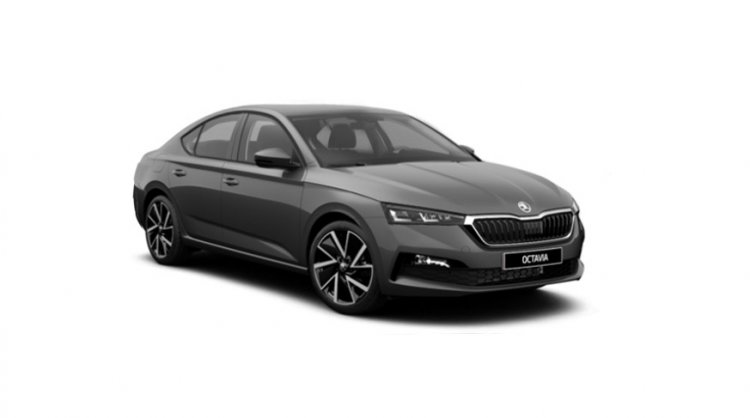 Next Gen 2020 Skoda Octavia Front Three Quarters L