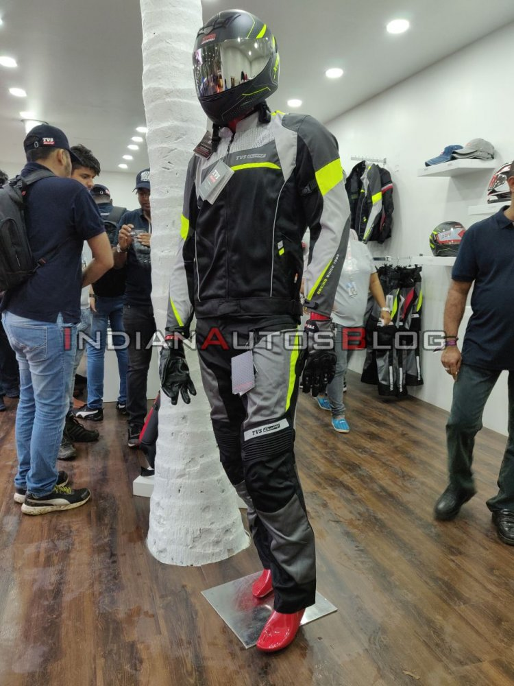 Tvs Riding Gear Full Gear