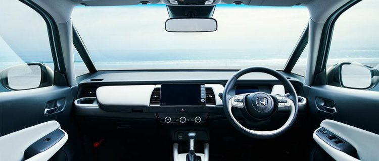 2020 Honda Jazz Interior Dashboard