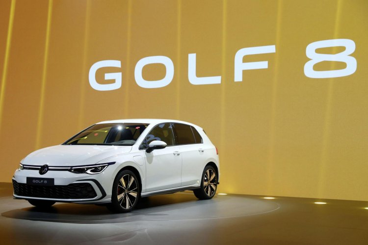 2020 Vw Golf World Premiere Wolfsburg