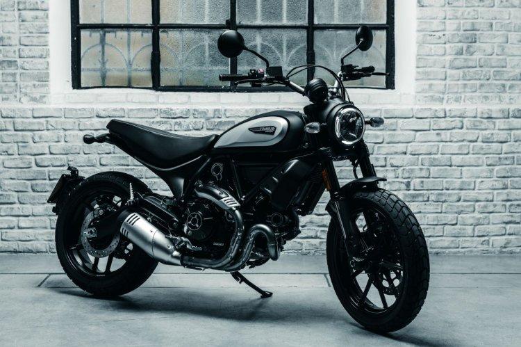 Ducati Scrambler Icon Dark Press Images Profile Sh
