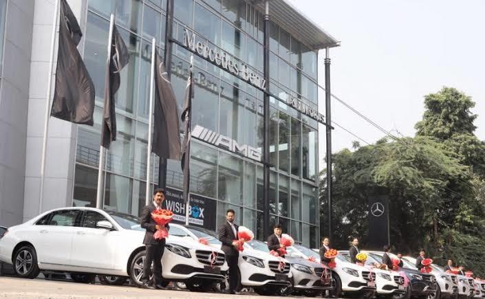 Mercedes Benz India Dhanteras Sales