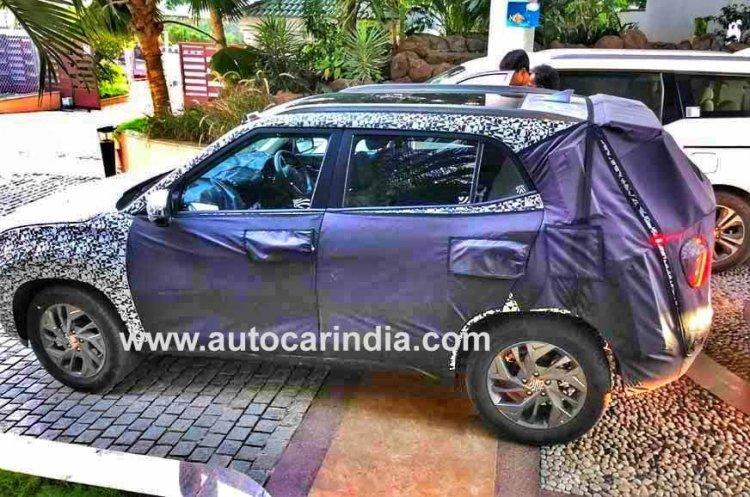 2020 Hyundai Creta Spied Side 1781
