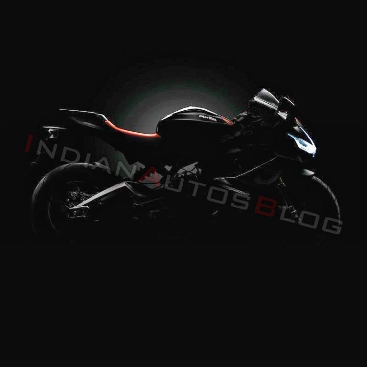 Aprilia Rs660 Teaser Revised Exposure