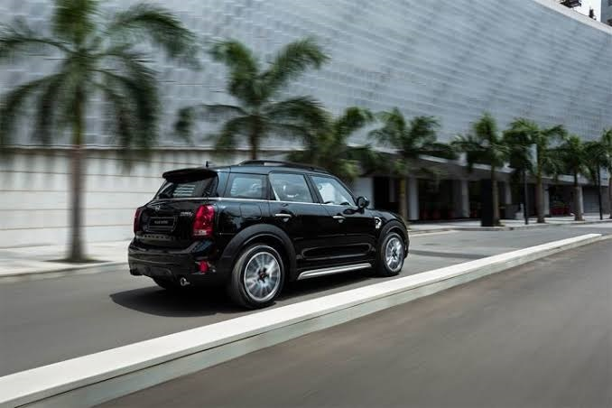 Mini Countryman Black Edition 6