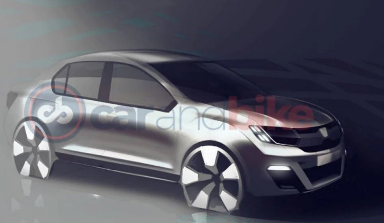Renault Subcompact Sedan
