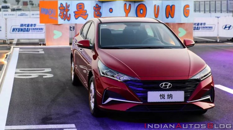 2020 Hyundai Verna Facelift Launch Event