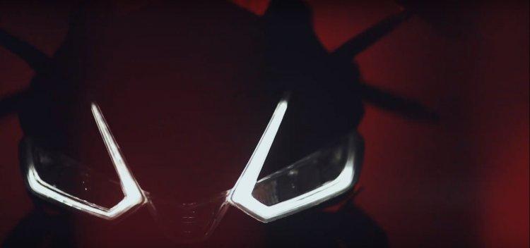 Aprilia Rs 660 New Teaser Headlight