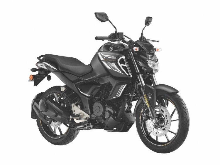 Bs Vi Yamaha Fzs Fi Darknight