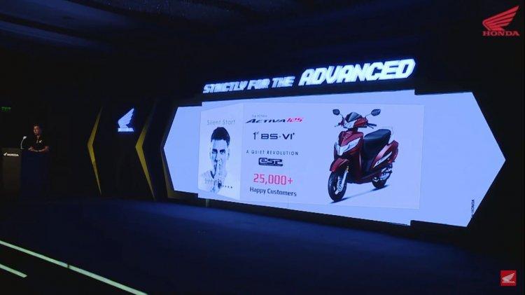 Bs Vi Honda Activa 125 Sales
