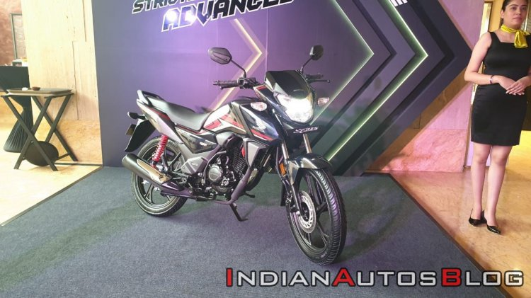 Bs Vi Honda Sp 125 Launched In India Left Side